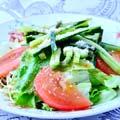 野菜サラダ 580円